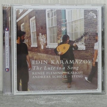 EDIN KARAMAZOV  The Lute is a Song