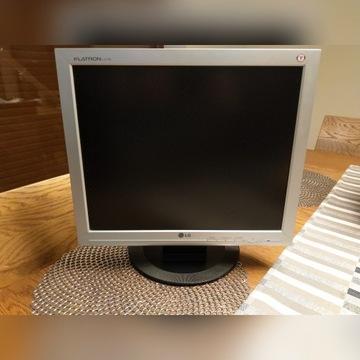 """Monitor LCD 17"""" LG Flatron L1717S"""