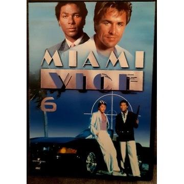 Miami Vice 06 DVD odcinek 11 i 12