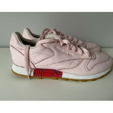 Reebok classic leather 39 pink