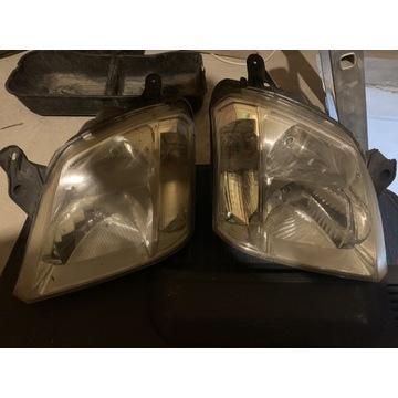Reflektor Lampa przód Opel Meriva