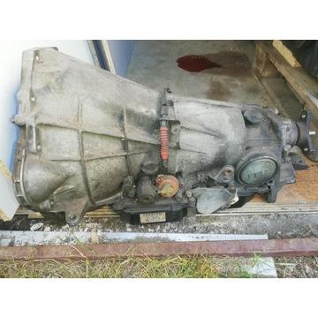 Automatyczna skrzynia biegów MB 124