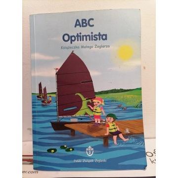 ABC Optimista - Książeczka małego żeglarza