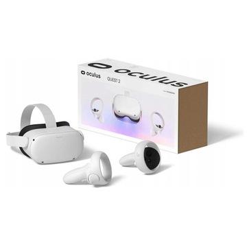 Gogle Oculus Quest 2 256 GB Nowy z dostawa 24H