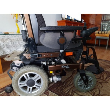 Wózek inwalidzki elektryczny Meyra MC3