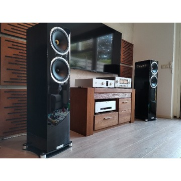 Fyne audio f 502 sp gloss piano black