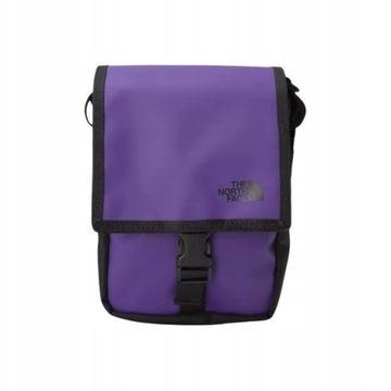 The North Face Bardu Bag Saszetka Fioletowa Purple