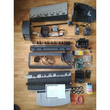 Ploter HP designjet 130 90 30 Części
