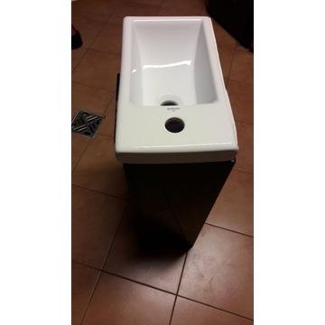 Umywalka cersanit 40 biała