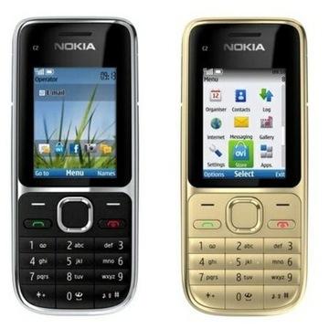 Nokia C2-01 PL, Oryginał, ODPORNA, GW