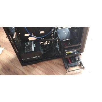 Silentium PC obudowa atx i zasilacz vero m1 600W