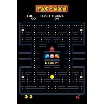Plakat Pac-Man - Maze  61,5X91