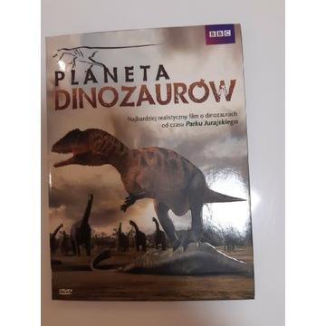 płyta DVD Planeta Dinozaurów produkcja BBC