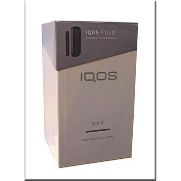 IQOS 3 DUO  GREY - NOWY, ORYGINALNY!