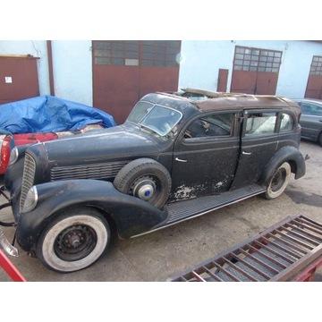 Lincoln Judkins KV12 - 1938 rok
