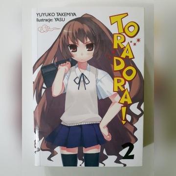 Toradora! - light novel - tom 2
