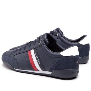 Sneakersy TOMMY HILFIGER uniwersalne meskie damski