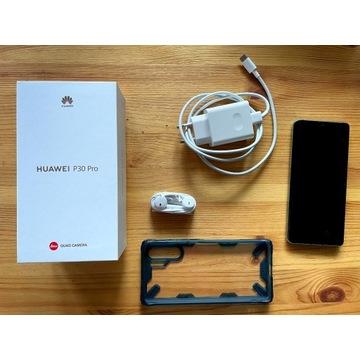Huawei P30 Pro 6/128 Aurora + Huawei Watch GT2 Pro