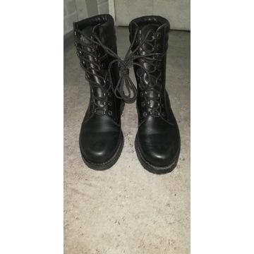 Buty wojskowe skoczki desanty