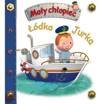 Łódka Jurka - książeczka dla dzieci