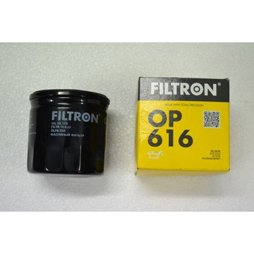 FILTR OLEJU VW GOLF III 1.0/1.3/1.4/1.6 OP616