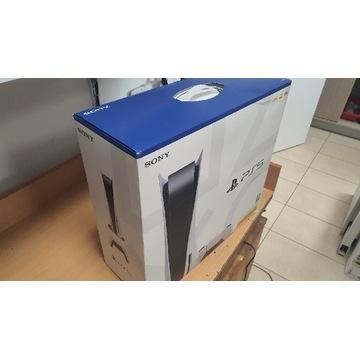 Konsola Sony Playstation 5 z napędem 825GB PS5