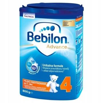 Mleko modyfikowane Bebilon Junior 4 800 g 581450