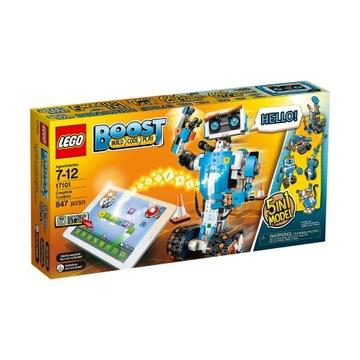 LEGO 17101 Boost - Zestaw kreatywny - NOWE