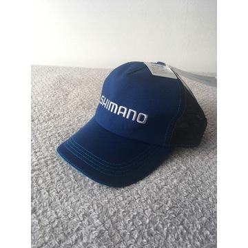 Nowa oryginalna oddychająca czapka Shimano BCM