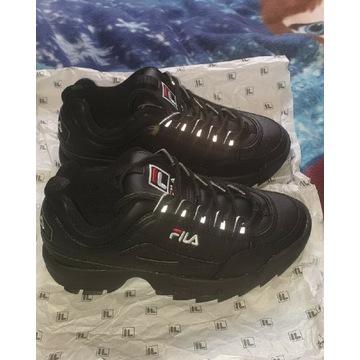 Fila sneakersy damskie disruptor low 37