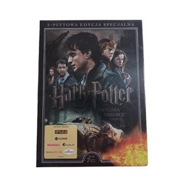 HARRY POTTER I INSYGNIA ŚMIERCI CZĘŚĆ 2 (2 DVD)