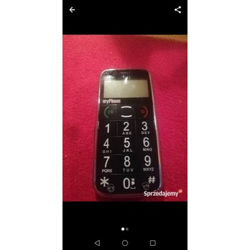 myphone 1030 Cały Na Czesci