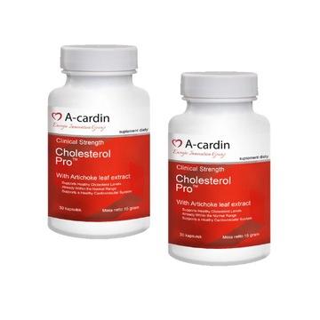 A-cardin 60 kapsułek ! Choroby Układu Krążenia !