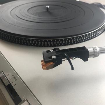 Gramofon Technics SL-B202 i Ortofon OMB 5 E