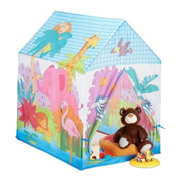 Namiot dla dzieci dżungla RelaxDay