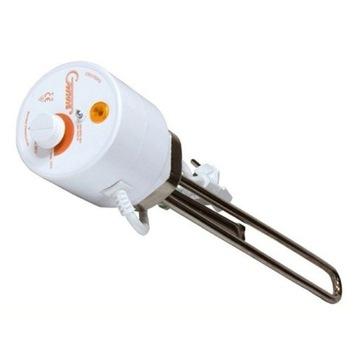 Grzałka elektryczna 3 kW z termostatem 6/4