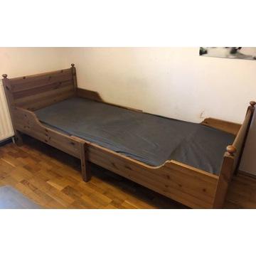 Łóżko dziecięce z regulacją długości IKEA