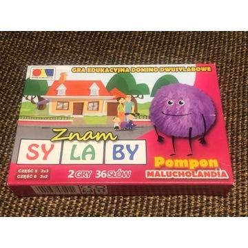 Gra Sylaby, nigdy nie używana
