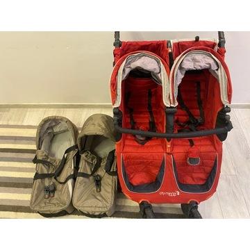 Wózek bliźniaczy Baby jogger city mini GT double