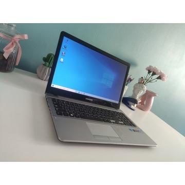 Laptop Do Gier SAMSUNG i3/HD8750M/4GB/750 HDD SSD