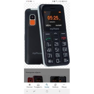 Telefon MY PHONE HALO Easy  nowy