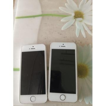 2 x iphone 5s