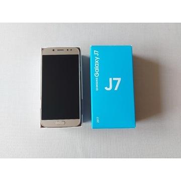 Samsung Galaxy J7 2017 złoty DUAL-SIM