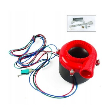 Blow off elektryczny symulator turbo