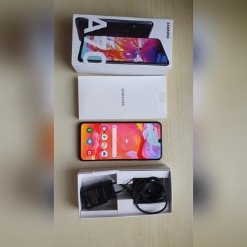 Samsung Galaxy A70 jak NOWY z Orange
