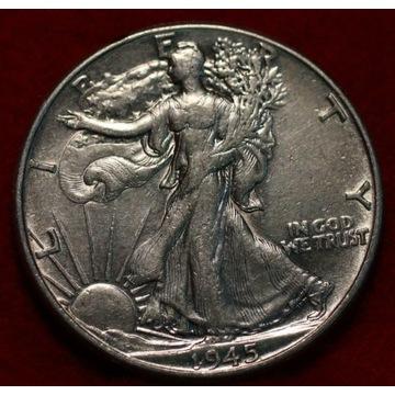 USA - Half Dollar 1925- Walking Liberty - mennicza