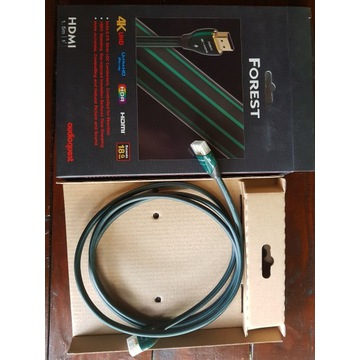 Kabel HDMI 2.1 AudioQuest Forest 18G 1,5m