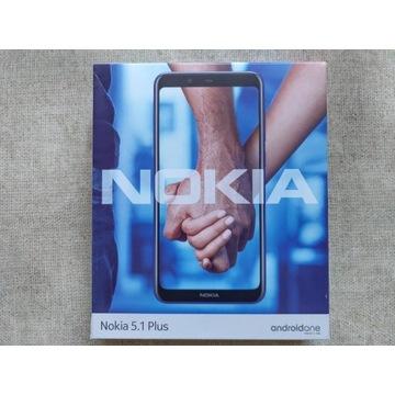 Nokia 5.1 Plus - NOWA!