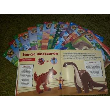 Dinozaury i przyjaciele kolekcja