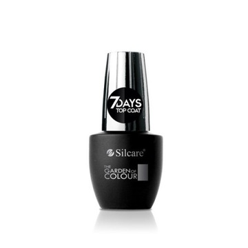 Silcare Top Coat 7 Days 15 ml